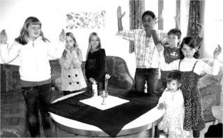 im Kindergottesdienst