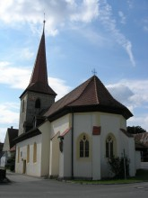 Katharinen-Kirche in Rezelsdorf